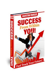 Success from Within You Book Cover