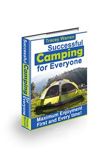 Book cover for successful camping for everyone