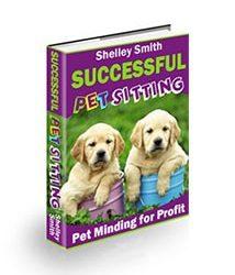Successful Pet Sitting Book Cover