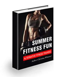 Summer Fitness Fun Book Cover