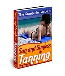 Sun and Sunless Tanning Book Cover