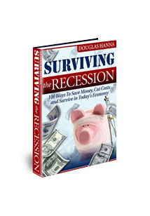 Surviving the Recession Book Cover