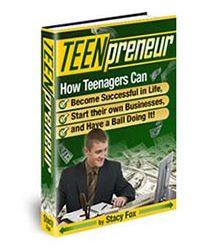 Teenpreneur Book Cover