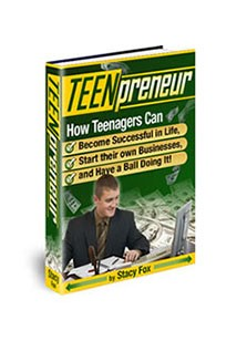 Teenpreneur Book Cover