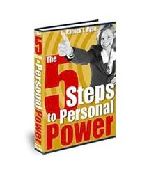 The 5 Steps to Personal Power Book Cover