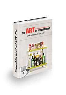 The Art of Decluttering Book Cover