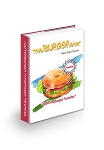 The Burger Book Book Cover