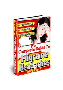 The Complete Guide to Migraine Headaches Book Cover