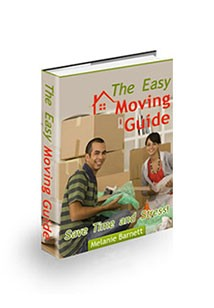 The Easy Moving Guide Book Cover