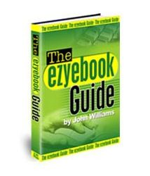 Book cover for the EzyEbook guide