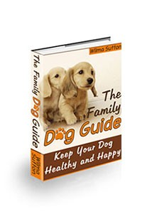 The Family Dog Guide Book Cover