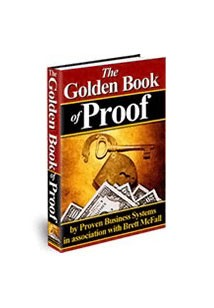 The Golden Book of Proof Book Cover