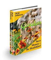 The Healthy Garden Book Cover