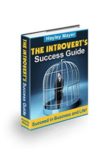The Introvert's Success Guide Book Cover
