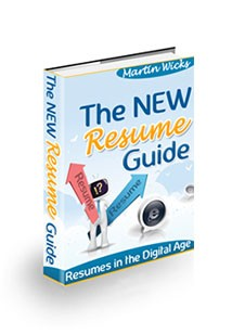 The NEW Resumes Guide Book Cover