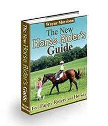 The New Horse Riders Guide Book Cover
