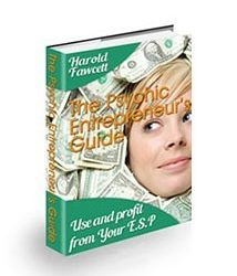 The Psychic Entrepreneur's Guide Book Cover