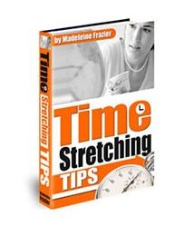 Time Stretching Tips Book Cover