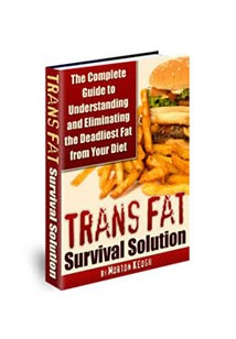 Trans Fat Survival Solution Book Cover