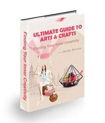 Ultimate Guide to Arts and Crafts Book Cover