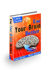 Use Your Brain Better Book Cover