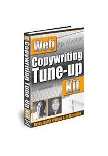 Web Copywriting Tune-Up Kit Book Cover