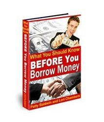 What You Should Know BEFORE You Borrow Money Book Cover
