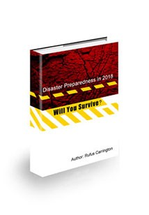 Will You Survive Disaster Preparedness in 2018 Book Cover