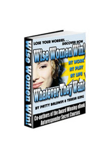 Wise Women Win Book Cover