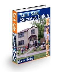 Yard Sale Success Guide Book Cover