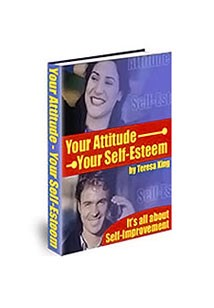 Your Attitude Your Self-Esteem Book Cover