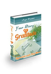Your Diary of Gratitude Book Cover