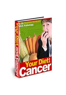 Your Diet and Cancer Book Cover