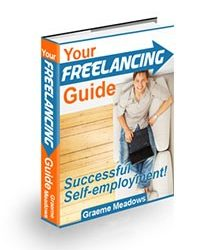 Your Freelancing Guide Book Cover