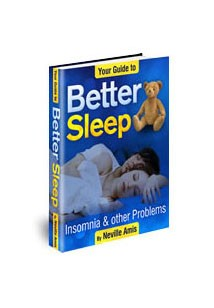 Your Guide to Better Sleep Book Cover