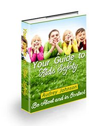 Your Guide to Kids's Safety Book Cover