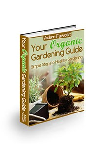 Your Organic Gardening Guide Book Cover