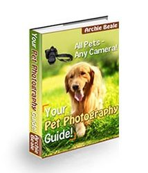 Your Pet Photography Guide Book Cover