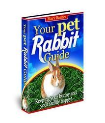 Your Pet Rabbit Guide Book Cover