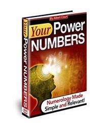 Your Power Numbers Book Cover