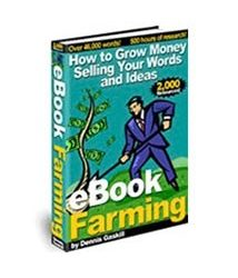 Book cover for eBook farming