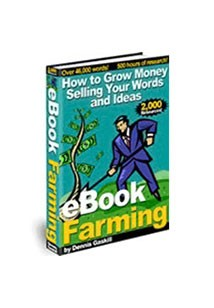 Book cover for eBook farming