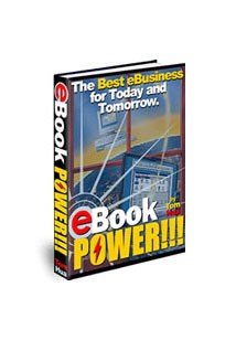 Book cover for eBook power