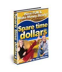 pare Time Dollar Book Cover