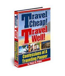 Travel Cheap! Travel Well Book Cover